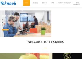 tekneekllc.com