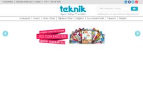 teknikajans.com