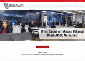 teknikbalans.com.tr