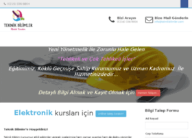 teknikbilimler.com