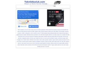 tekniksozluk.com