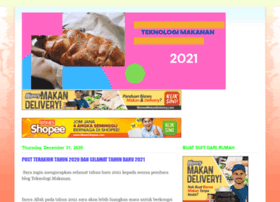 teknologimakanan.com