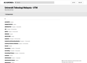 teknologimalaysia.academia.edu