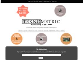 teknometric.com