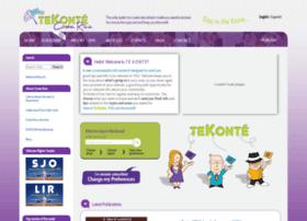 tekonte.com