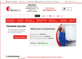 tekrov.ru
