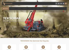 teksomak.com