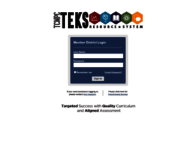 teksresourcesystem.net