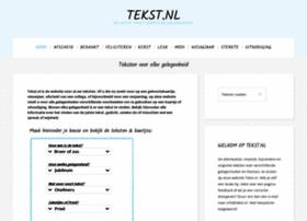 tekst.nl
