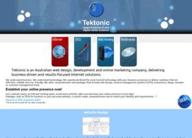 tektonic.net.au