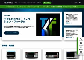 tektronix.co.jp