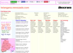 telangana.newsaads.com
