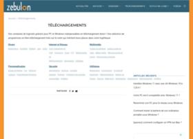 telechargement.zebulon.fr