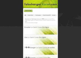 telechargercoran.com