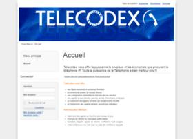 telecodex.com