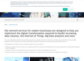 telecom.sify.com