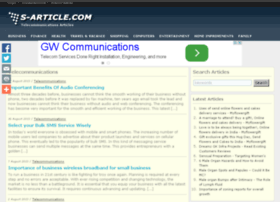 telecommunications.s-article.com