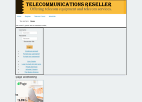 telecommunicationsreseller.com