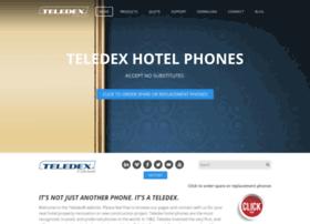 teledex.com