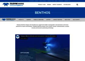 teledynebenthos.com