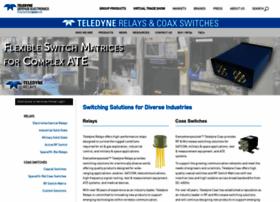 teledynecoax.com