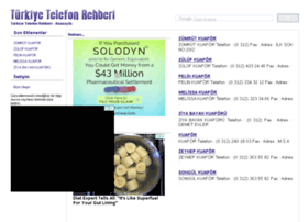 telefon-rehberi.net