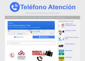 telefonoatencion.com