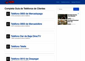telefonoclientes.com.ar