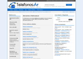 telefonosde.es