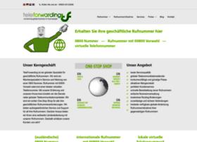 teleforwarding.de