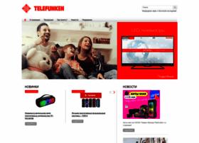 telefunken-electronics.ru