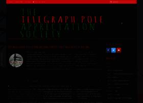 telegraphpoleappreciationsociety.org