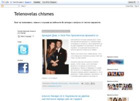telenovelaschismes.blogspot.com
