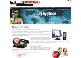 telepay-systems.com