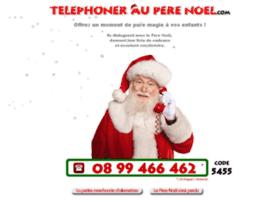 telephonerauperenoel.com