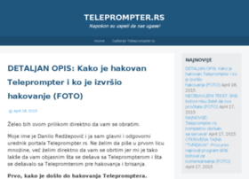 telepromptersrbija.wordpress.com