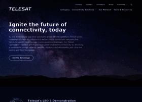 telesat.com