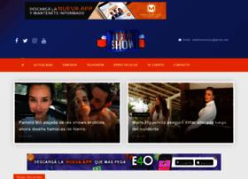 teleshow.paraguay.com