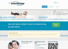 telesikringprivat.dk