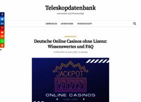 teleskopdatenbank.de
