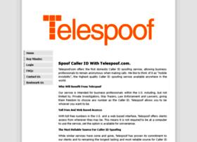 telespoof.com