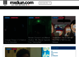 television.mxdwn.com