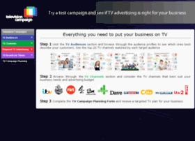 televisioncampaign.co.uk