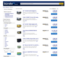 televisions.bizrate.co.uk
