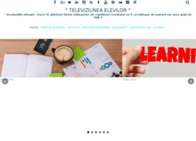 televiziuneaelevilor.ro