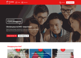 telkomsel.getsmsgroup.com