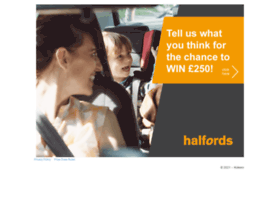 Tellhalfords.com