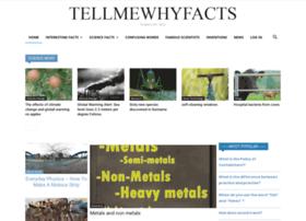 tellmewhyfacts.com