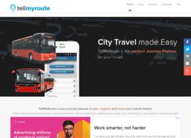tellmyroute.com