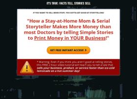 tellstoriesthatsell.com